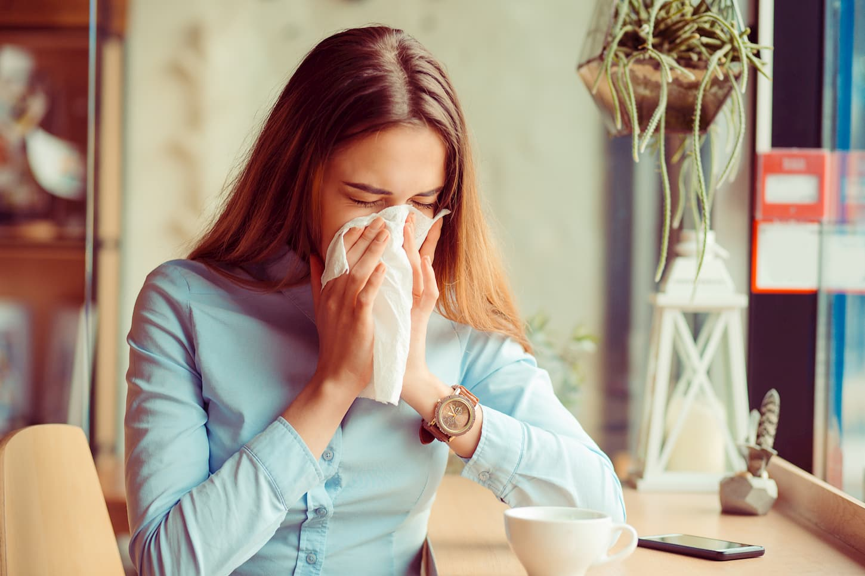 diminuer les allergènes chez soi